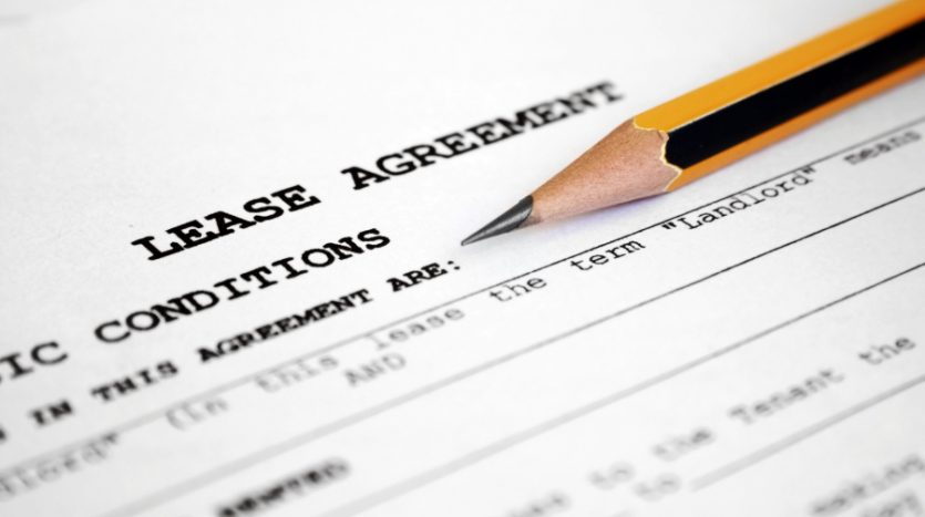 commercial lease agreement phuket