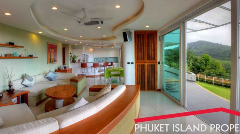 Phuket Luxury Villa for Sale Seaview