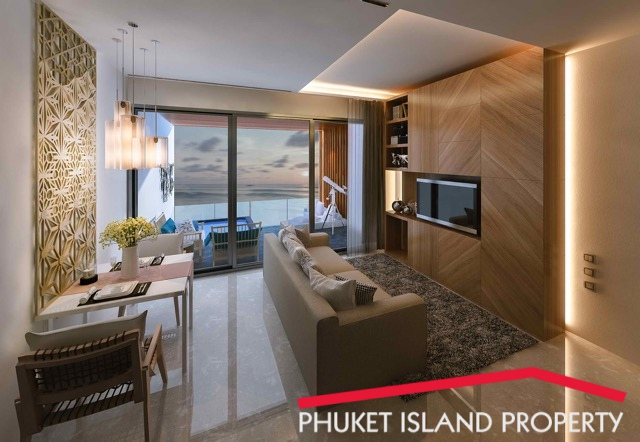 beach front condo for sale return guarantee phuket