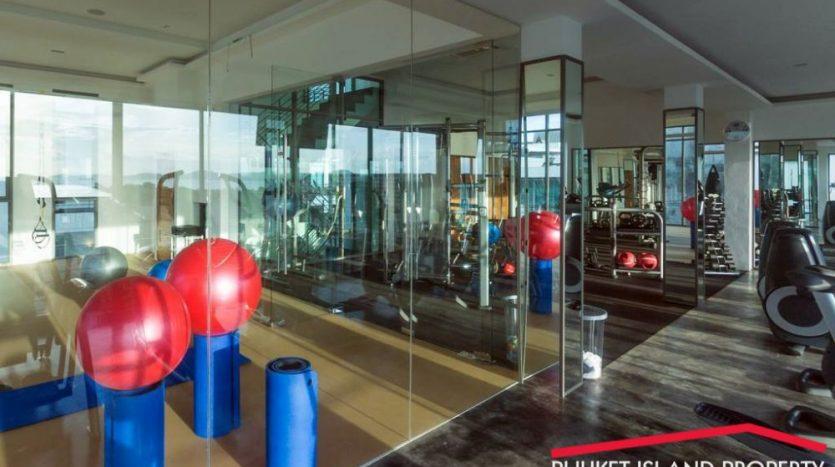 fitness center for sale phuket