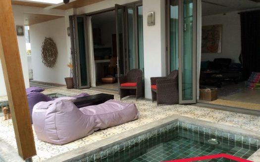villa swimming pool for sale phuket