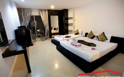 hotel for lease patong phuket