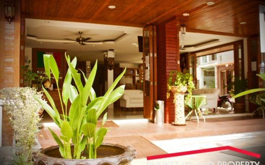 20 Rooms Hotel Business for Sale Phuket