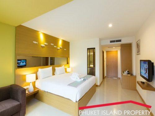 Hotel investment Phuket