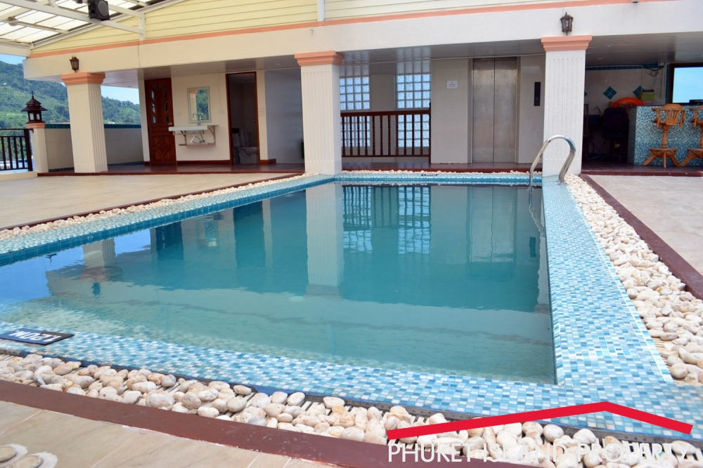 52 Rooms Hotel With Swimming Pool Fitness Sauna For Lease Phuketphuket Island Property
