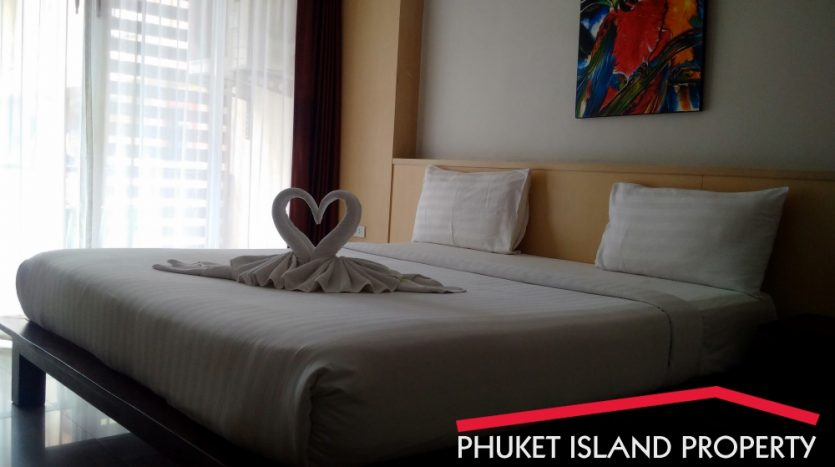 Hotel for Lease Patong beach Phuket