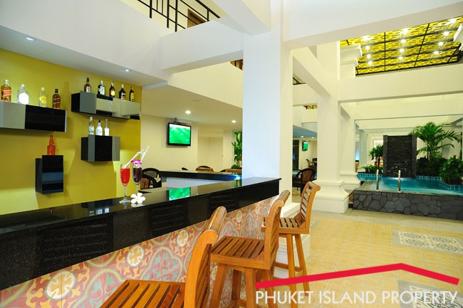 patong beach hotel for lease