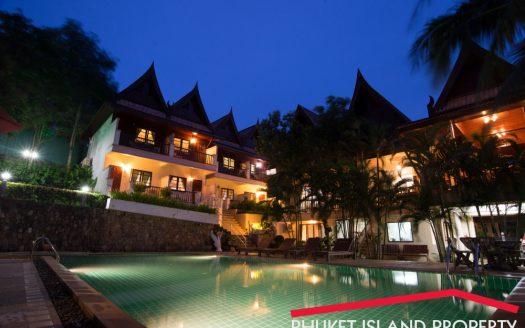 16 Rooms Boutique Hotel for Sale Kata beach Phuket