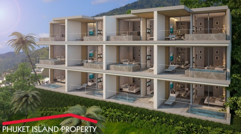 patong sea view condo for sale