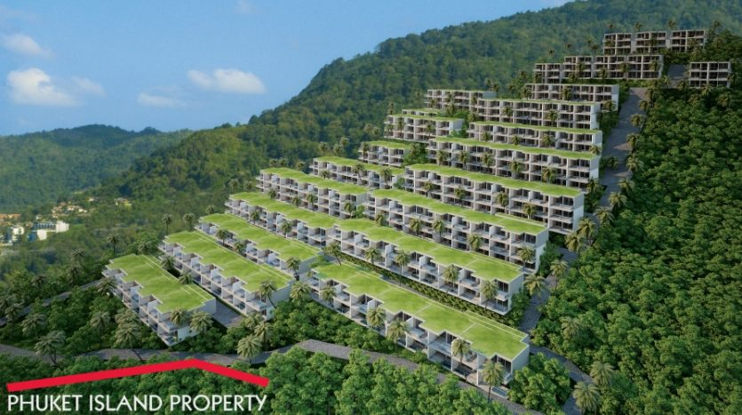 sea view apartments for sale phuket