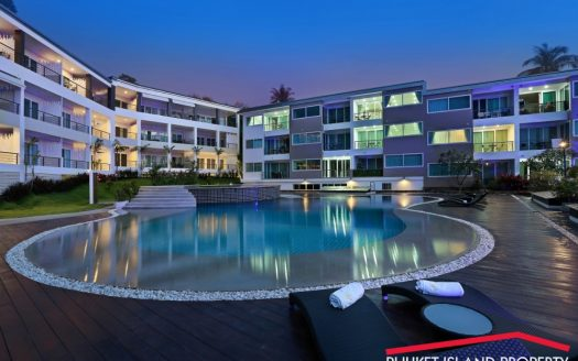 Sea View Apartment for sale Karon Phuket
