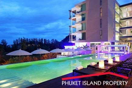 Seaview condo for sale Phuket