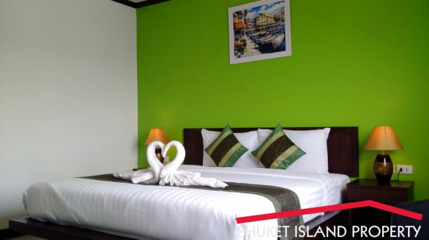 guest house for sale patong phuket