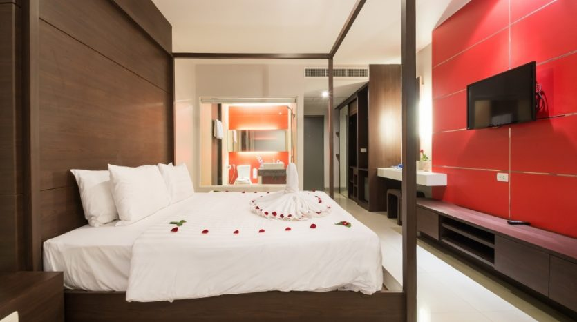 hotel for lease phuket thailand