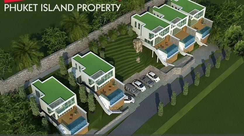 sea view villa for sale kata phuket