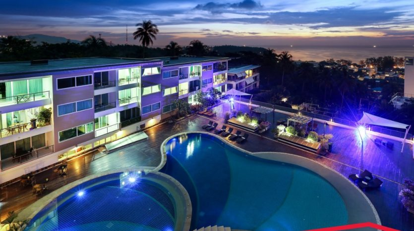 Phuket Condos for Sale Sea View