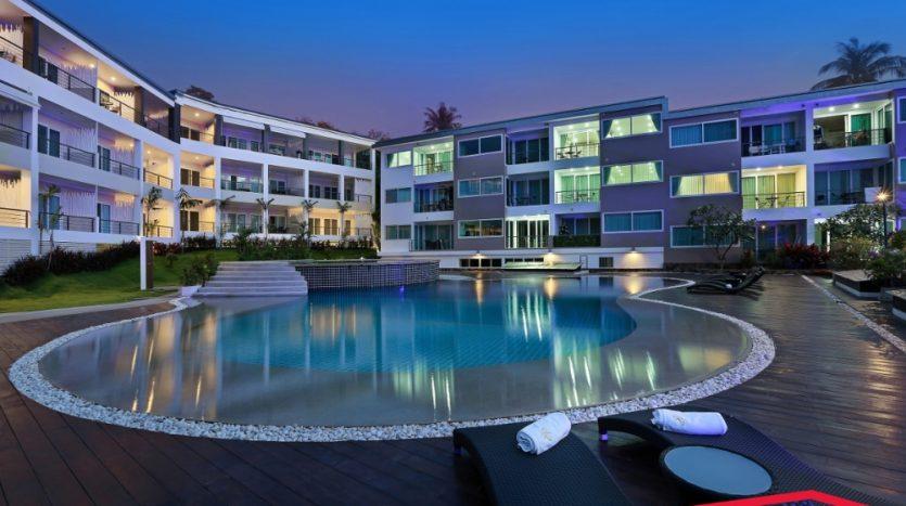 Sea View Apartment for sale Karon Phuket