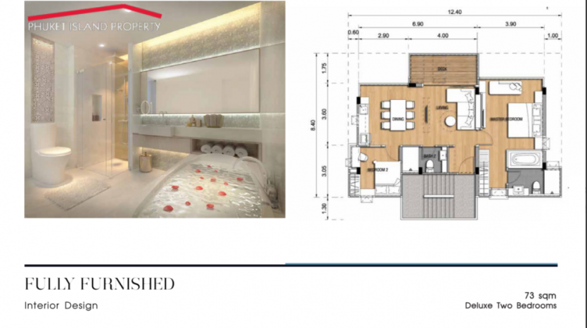2 bedrooms apartments for sale phuket