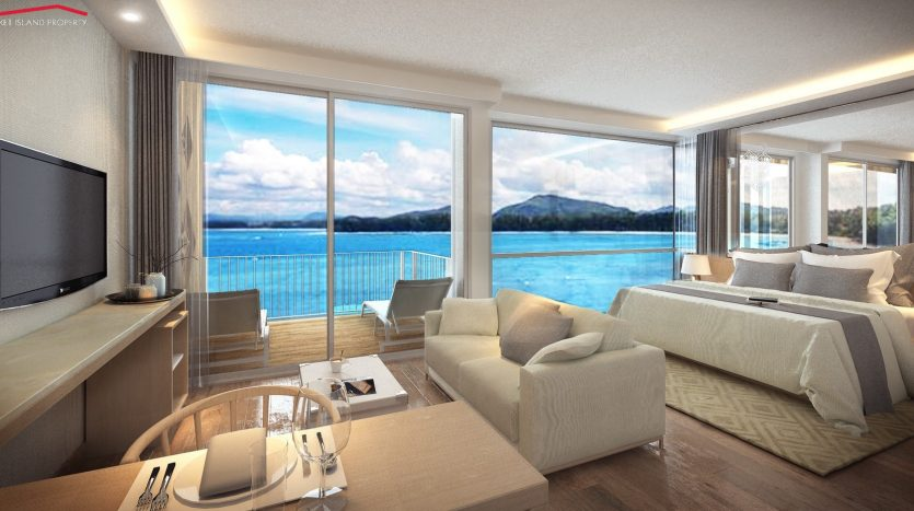 Beach front condo for sale Phuket
